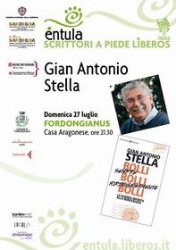 Domenica 27 luglio 2014, alle ore 21.30, presso la Casa Aragonese presentazione del libro di Gian Antonio Stella 'Bolli sempre bolli fortissimamente bolli - La guerra infinita della burocrazia'